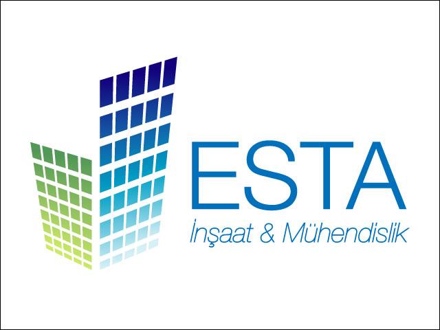 ESTA İnşaat & Mühendislik Kurumsal Kimlik Tasarımı ve Websitesi Projesi