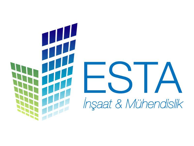 ESTA İnşaat&Mühendislik Kurumsal Kimlik Tasarımı Projesi