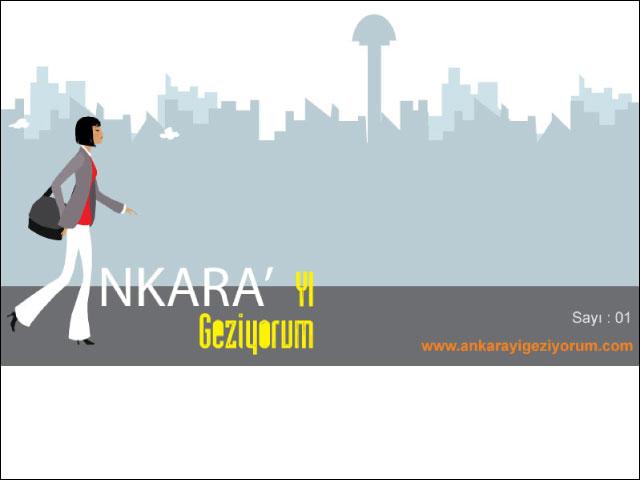 AnkarayıGeziyorum.com Banner Tasarımı