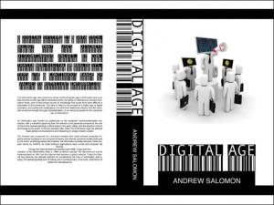 Digital Age Kitap Kapağı Tasarımı - Ali Coşkun