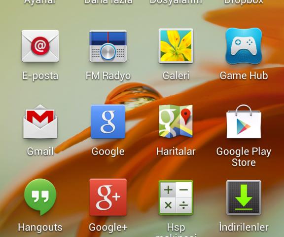 Android için e-posta kurulumu nasıl yapılır?