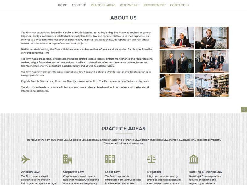 Karako Law Office - Ali Coşkun
