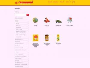 Seramoni Websitesi - Ali Coşkun