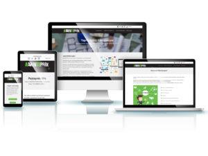 Ali Coşkun - Asantepark Websitesi Tasarımı